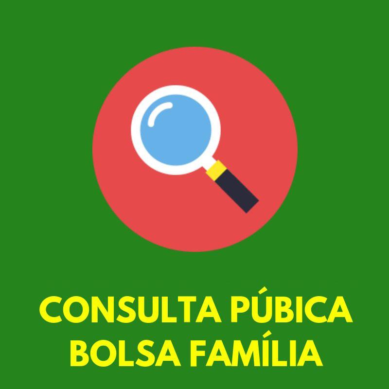 Consulta Pública Bolsa Família