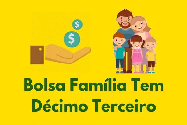 Décimo Terceiro Bolsa Família 2022