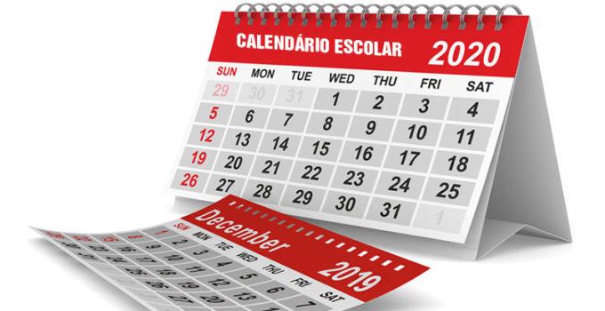 Calendário Escolar 2022
