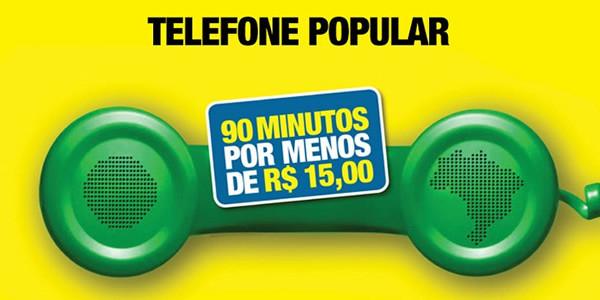 Bolsa Família Telefone Popular