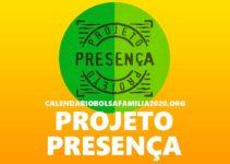 Projeto Presença 2022
